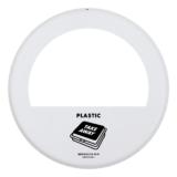 BL17 Lock Take Away Plastic vit matt