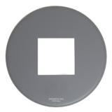 BL25 Lock neutral grå matt