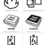 Etiketter med olika fraktionssymboler medföljer vid beställning.
