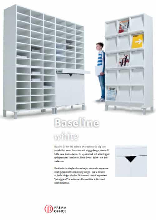 BASELINE WHITE